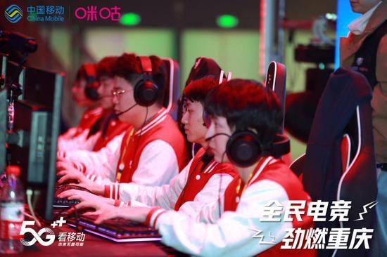 未來,更多電競愛好者將同場競技